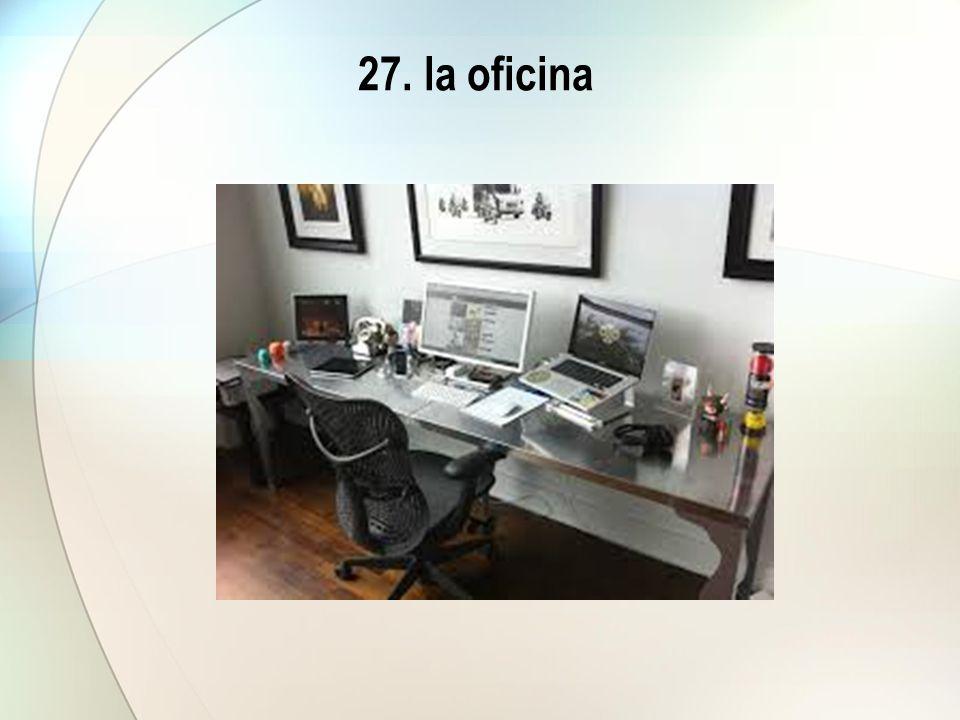 27. la oficina