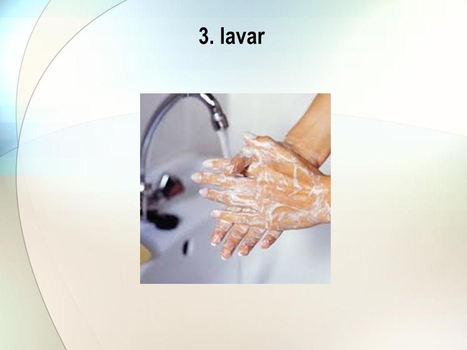 3. lavar