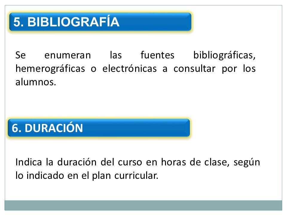 5.BIBLIOGRAFÍA 6.