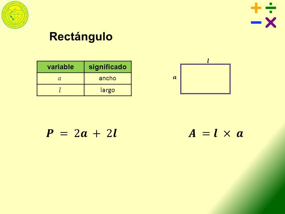 r = 3 pulgadas d = 7 pulgadas