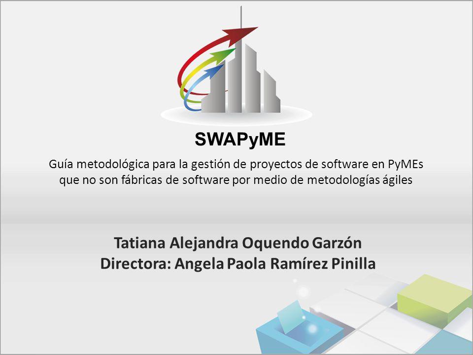 Guía metodológica para la gestión de proyectos de software en PyMEs ...
