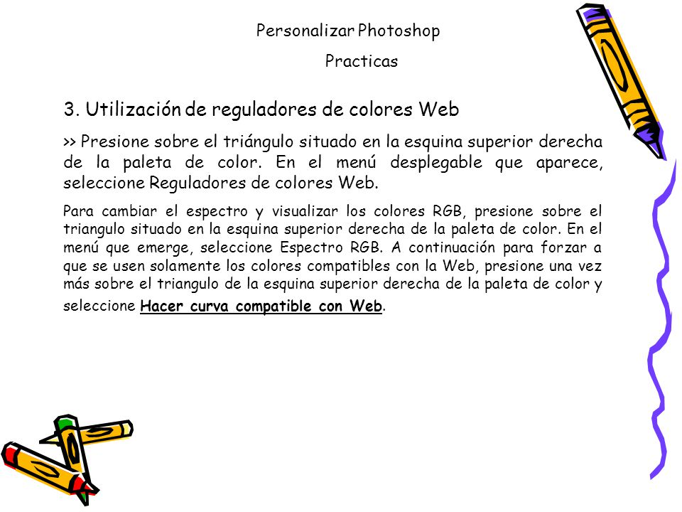 Personalizar Photoshop Practicas 4.