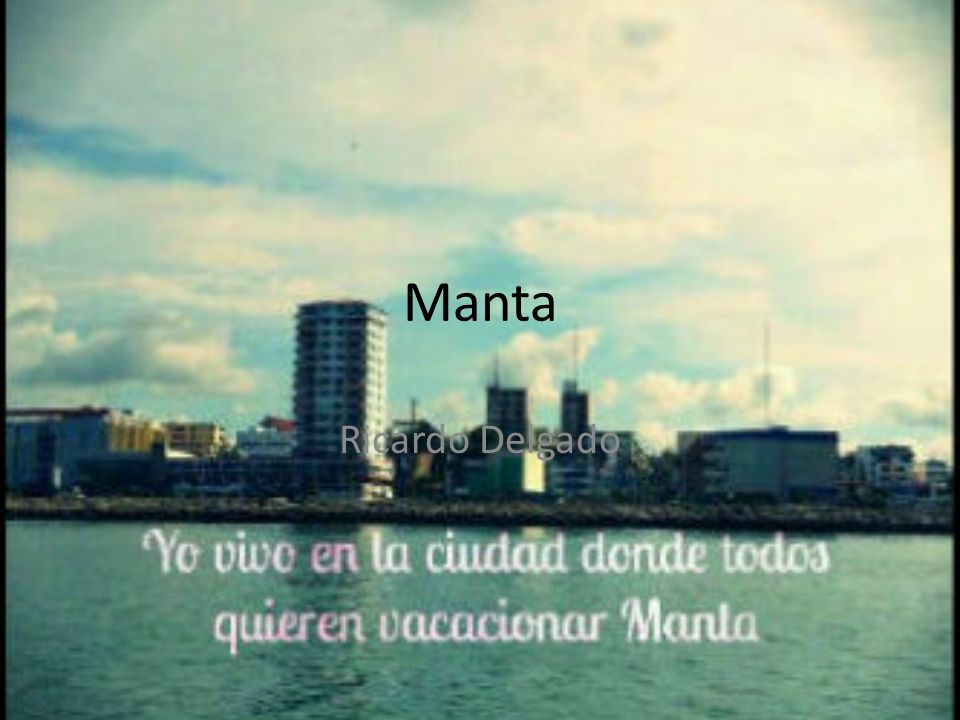 municipio de manta: