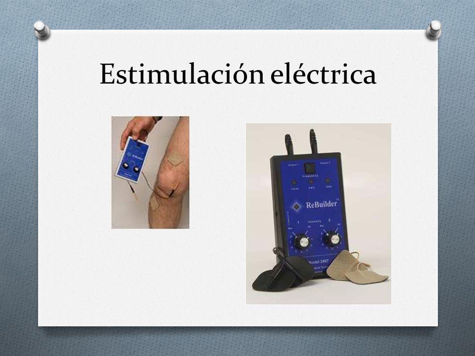 Estimulación eléctrica