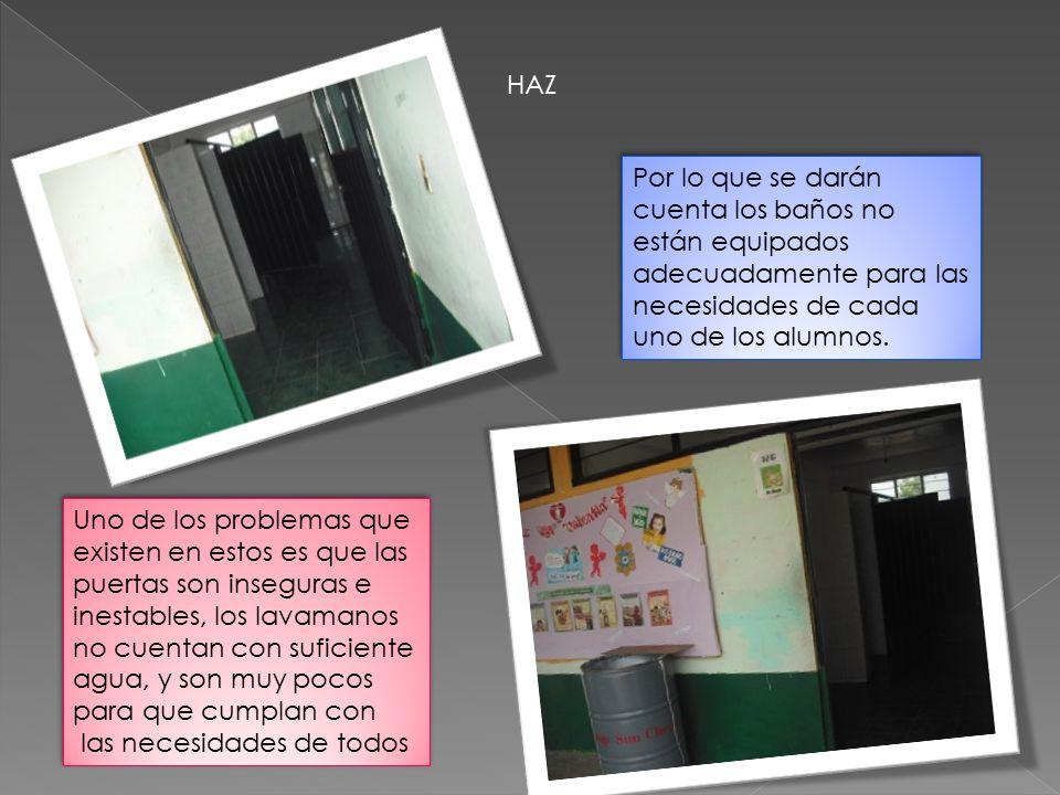 HAZ Todos los alumnos y padres de familia contribuyeron a la limpieza de las áreas verdes, con el propósito de que una vez terminados los baños la escuela este presentable y contemos con una zona agradable para el alumnado