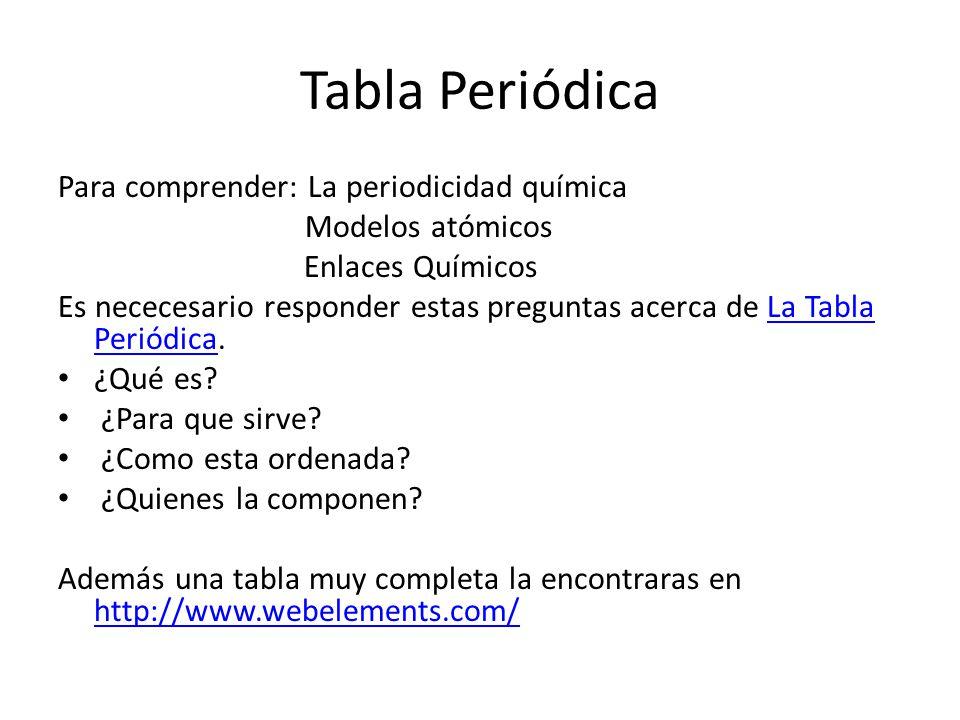 Trabajo final qumica i ixzuli cortes guevara tabla peridica 2 tabla peridica para urtaz Image collections