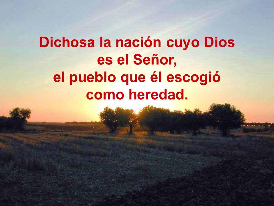 El Señor deshace los planes de las naciones, y frustra los proyectos de los pueblos.