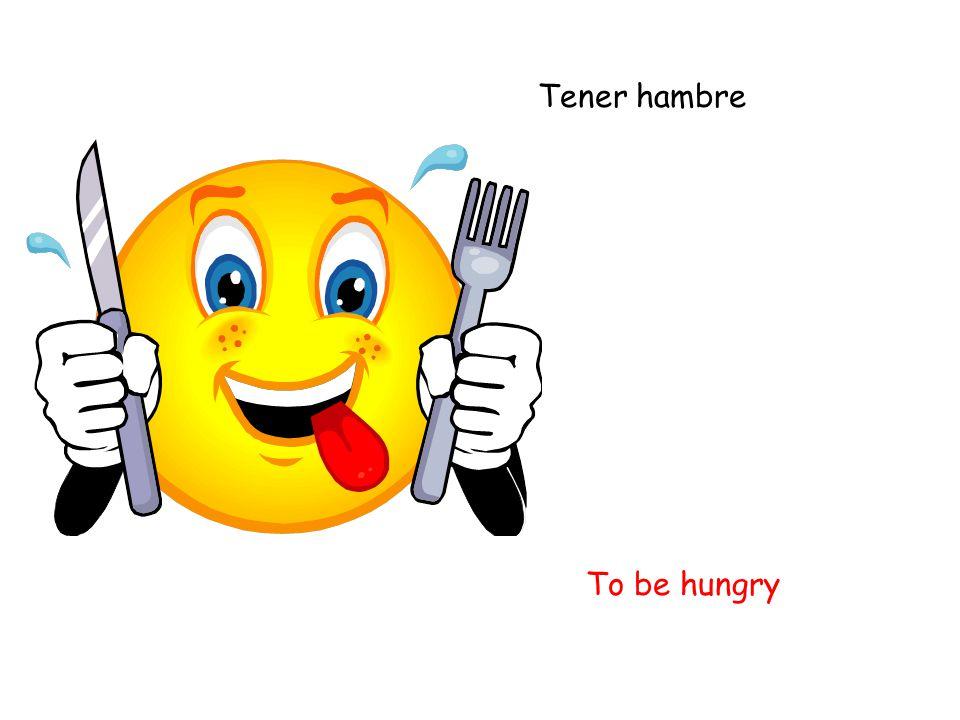Tener Hambre