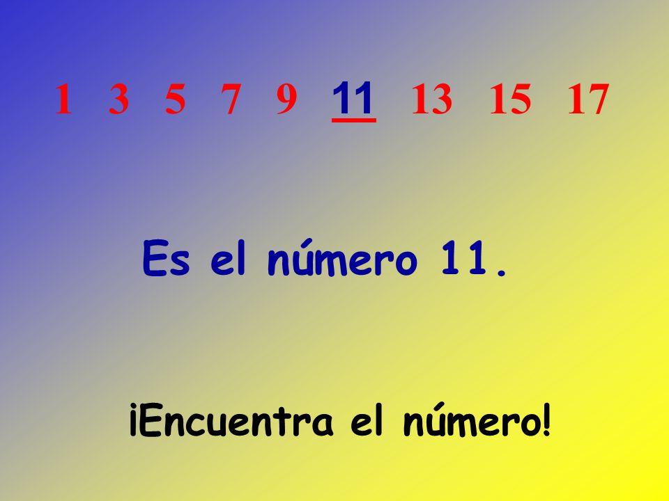 Juega y termina estas secuencias de números