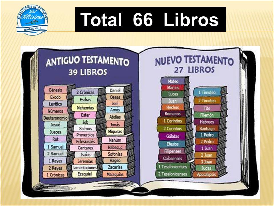 Total 66 Libros