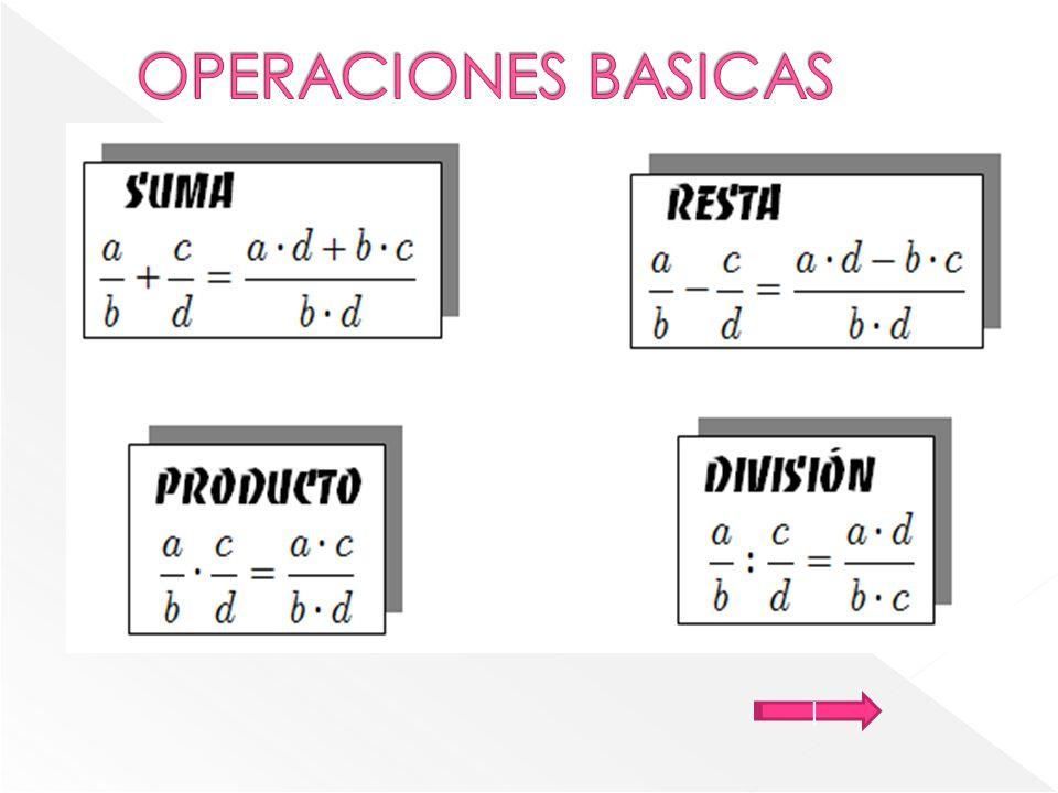 Dos fraccionarios son equivalentes si al operar una misma magnitud se obtiene igual resultado.