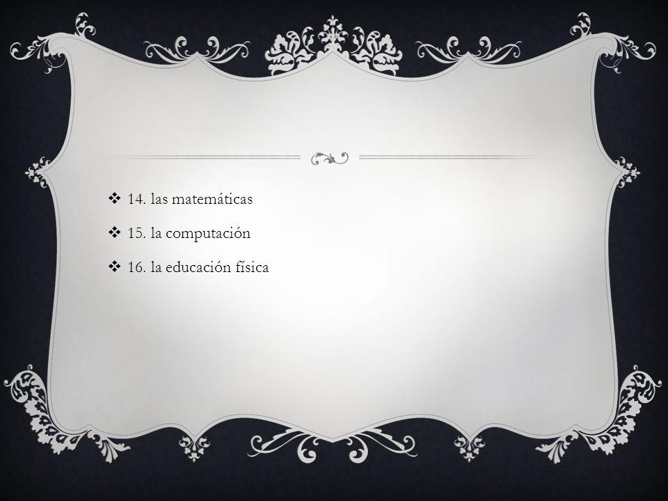  1. NADA  2. ALGO  3. LÁPIZ Y PAPEL  4. CARPETAS  5. MONTÓN  6. NADA