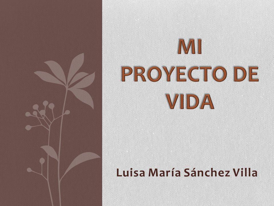 Luisa María Sánchez Villa