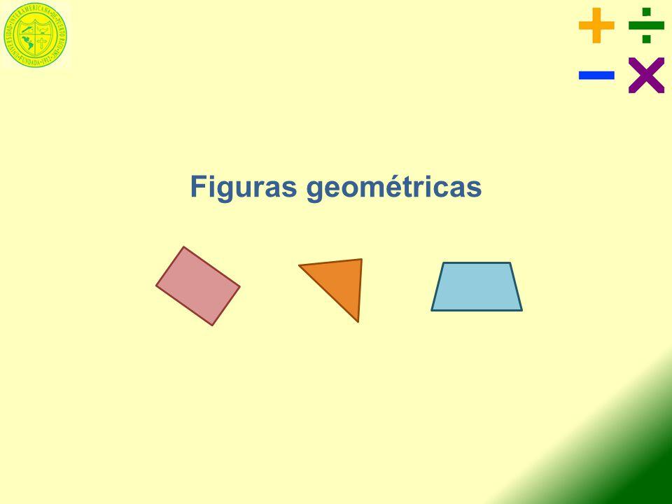 Objetivos: Al terminar el módulo, el estudiante será capaz de reconocer las figuras geométricas unidimensionales bidimensionales tridimensionales polígonos