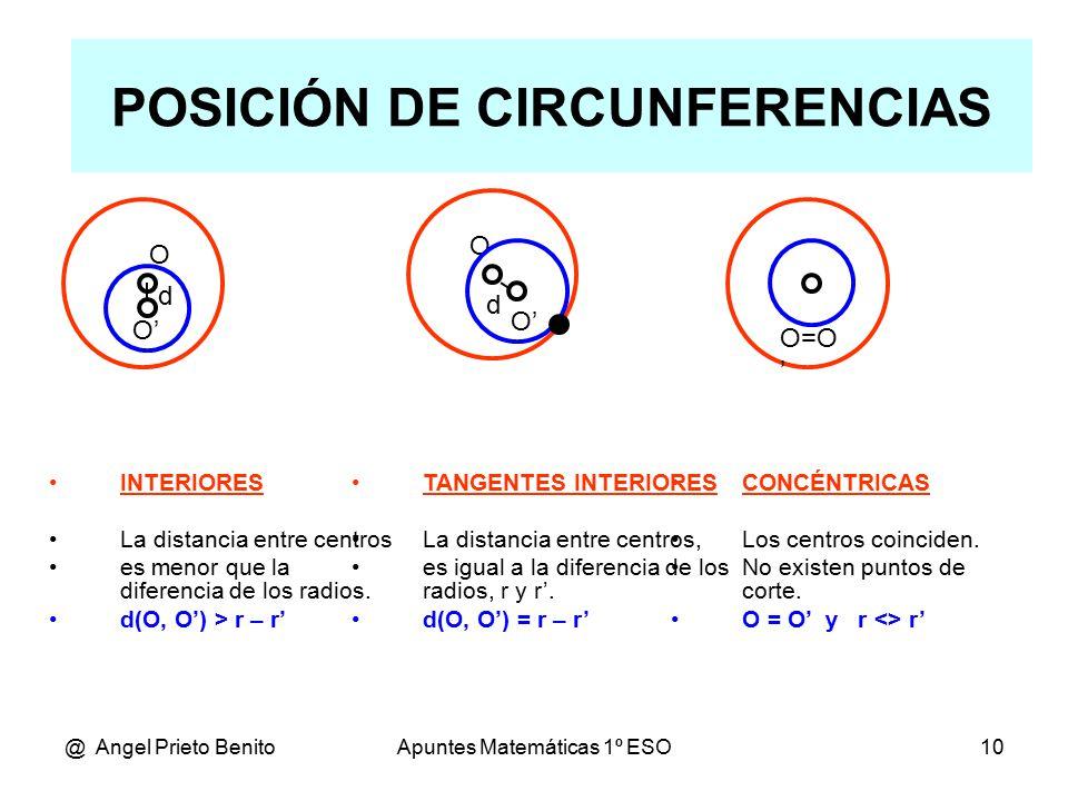 """La presentaci�n """"@ Angel Prieto BenitoApuntes Matem�ticas 1� ESO1 ..."""