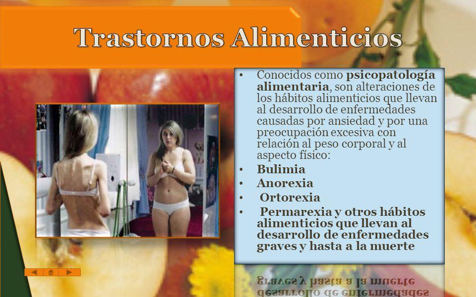 Desnutrición primaria Insuficiente consumo de alimentos, ya sea por carencia de recursos económicos, dietas rigurosas o anorexia.