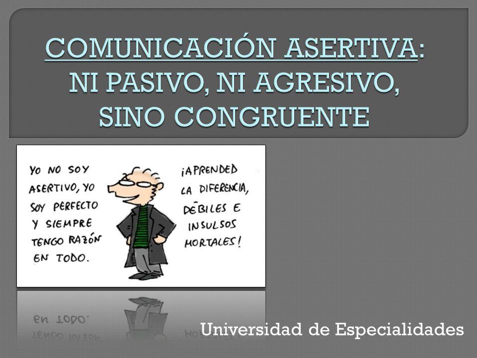 Universidad de Especialidades