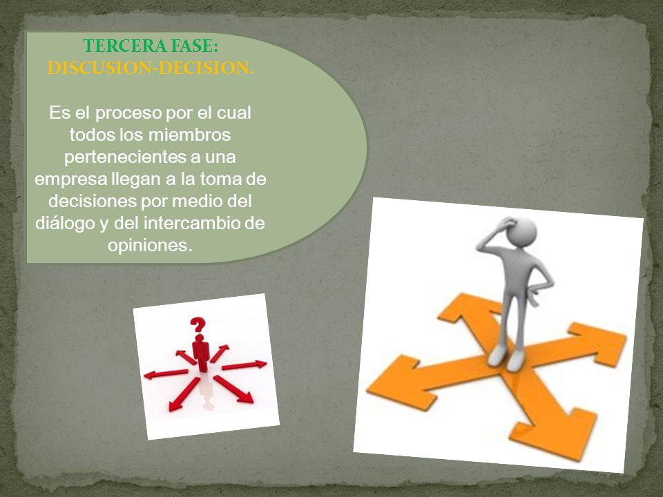 CUARTA FASE: FORMULACION Y SELECCIÓN DE ALTERNATIVAS.
