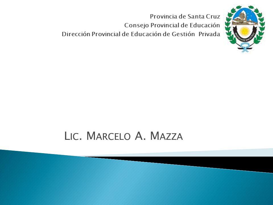 L IC. M ARCELO A.