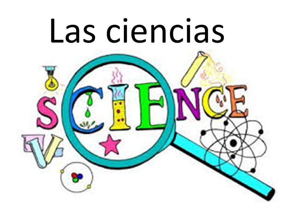 Las ciencias