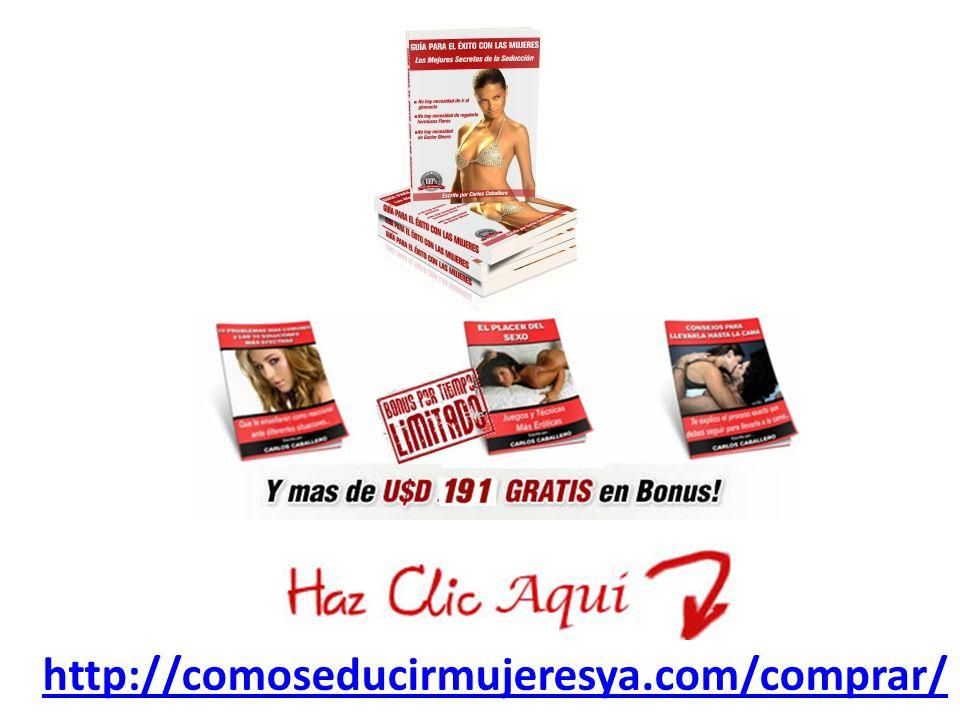 Con la Guía para el Éxito con las Mujeres Obtendrás...