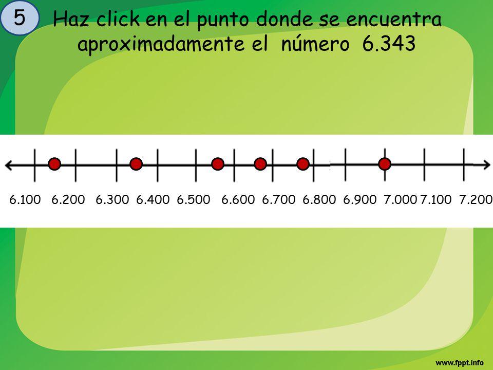 Para redondear números: Debemos saber entre que D, C o UM se encuentra el número.