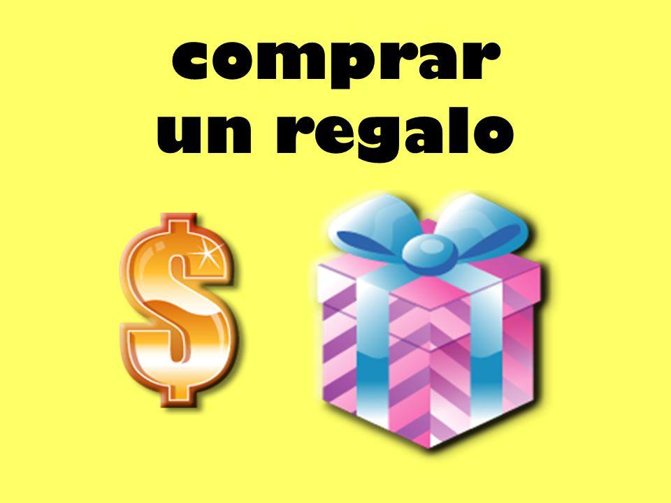 comprar un regalo