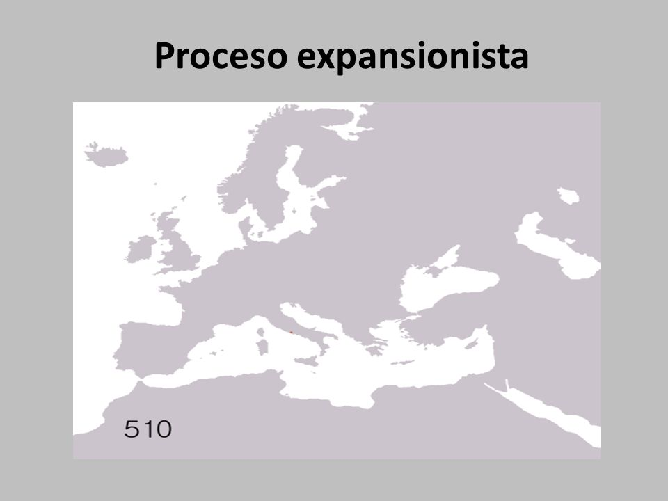 Proceso expansionista