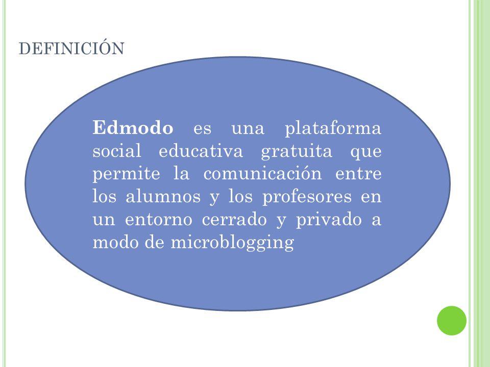 Plataforma social definicion
