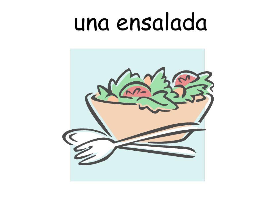 una ensalada