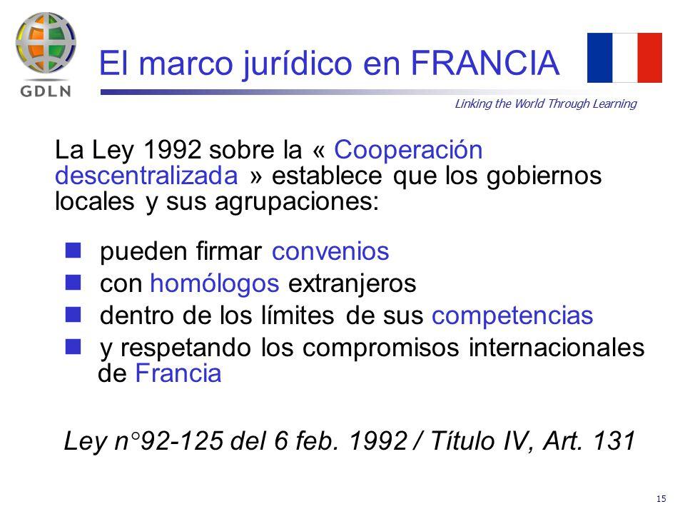 1 1992 ley sobre: