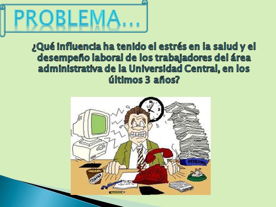 PROBLEMAS LABORALES