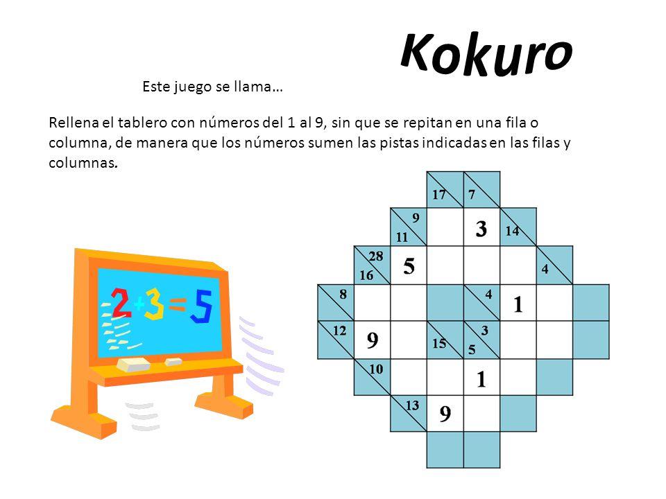 Rellena el tablero con números del 1 al 9, sin que se repitan en una fila o columna, de manera que los números sumen las pistas indicadas en las filas y columnas.