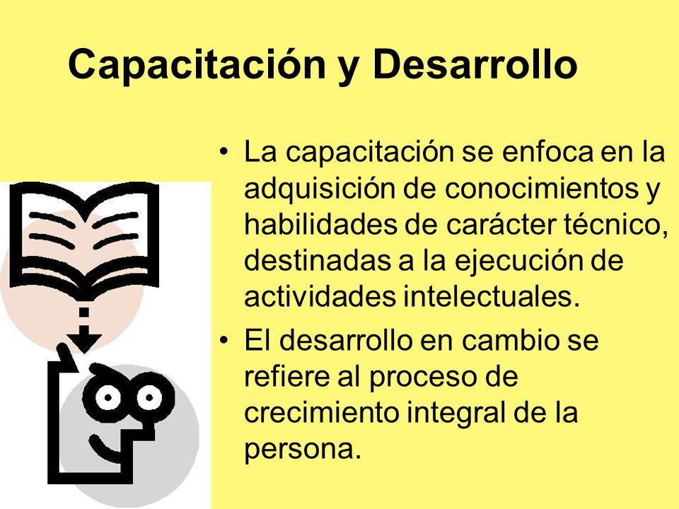 Detección de Necesidades de Capacitación (DNC)