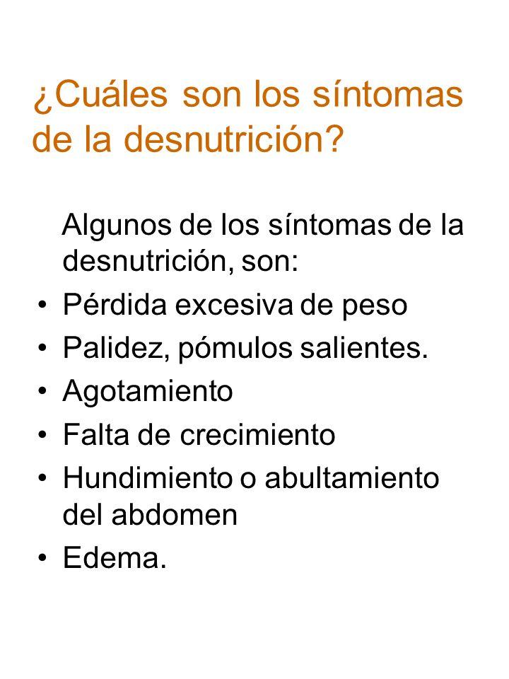 Menstruación irregular o desaparición de la misma, en el caso de la mujer.