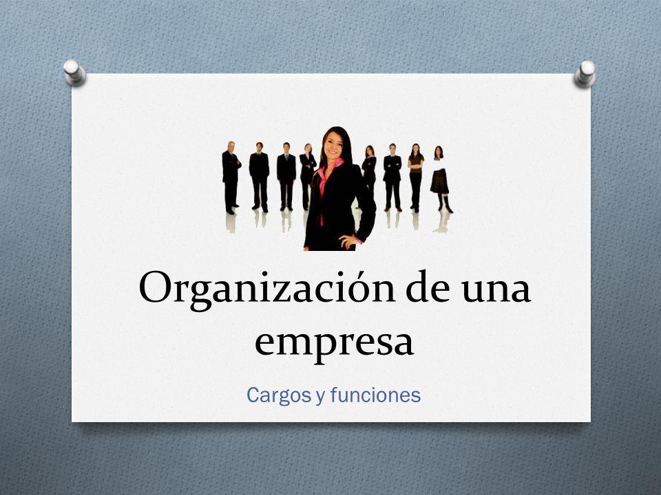 Organización O Consiste en dividir y relacionar el trabajo para alcanzar las metas fijadas: O Establecer las estructura organizacional, delinear las relaciones o líneas de enlace que faciliten la coordinación.