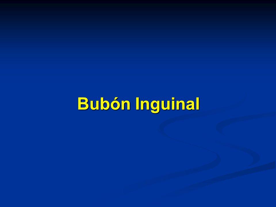 Bubón Inguinal
