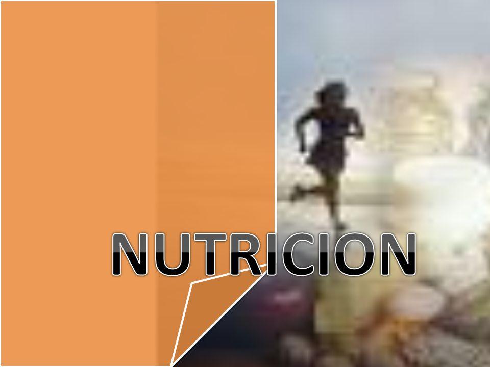 La nutrición es la ciencia encargada del estudio y mantenimiento del equilibrio homeostático del organismo a nivel molecular y macro sistémico, garantizando que todos los eventos fisiológicos se efectúen de manera correcta, logrando una salud adecuada y previniendo enfermedades.