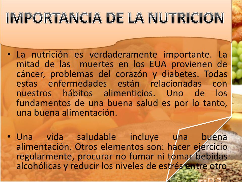 Nutrición autótrofa (la que llevan a cabo los organismos que producen su propio alimento).