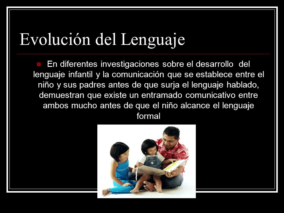 lenguaje oral ritmo: