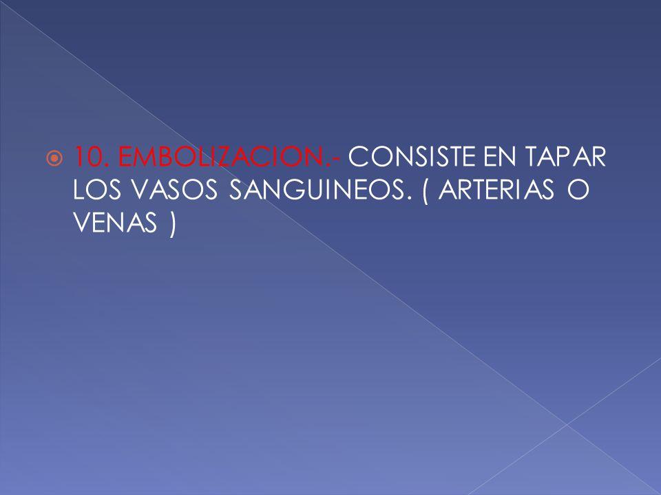  6. CARCINOMA.- SUFIJO QUE SIGNIFICA TUMOR MALIGNO COMPUESTO DE CELULAS EPITELIALES CON TENDENCIA A LA METASTATIZACION.  7. SARCOMA.- NEOPLASIAS MAL