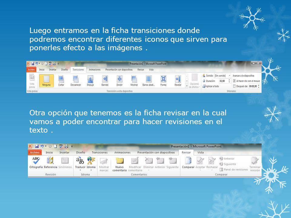 Configuración de la pagina: Antes de imprimir una presentación es necesario configurar el tamaño de la pagina que se desea utilizar y la orientación de la misma.