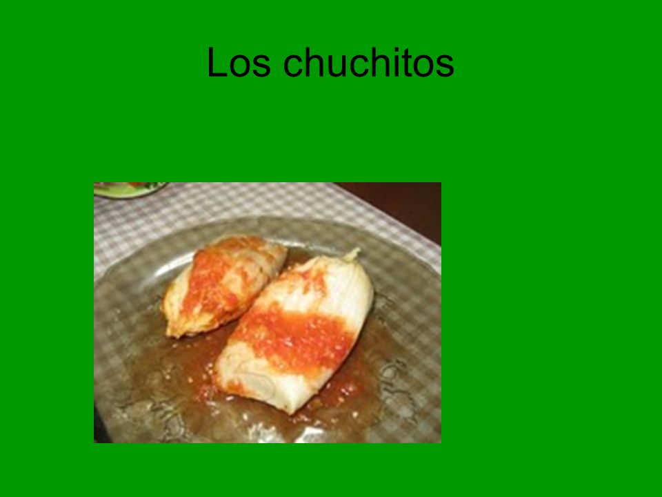 Los chuchitos