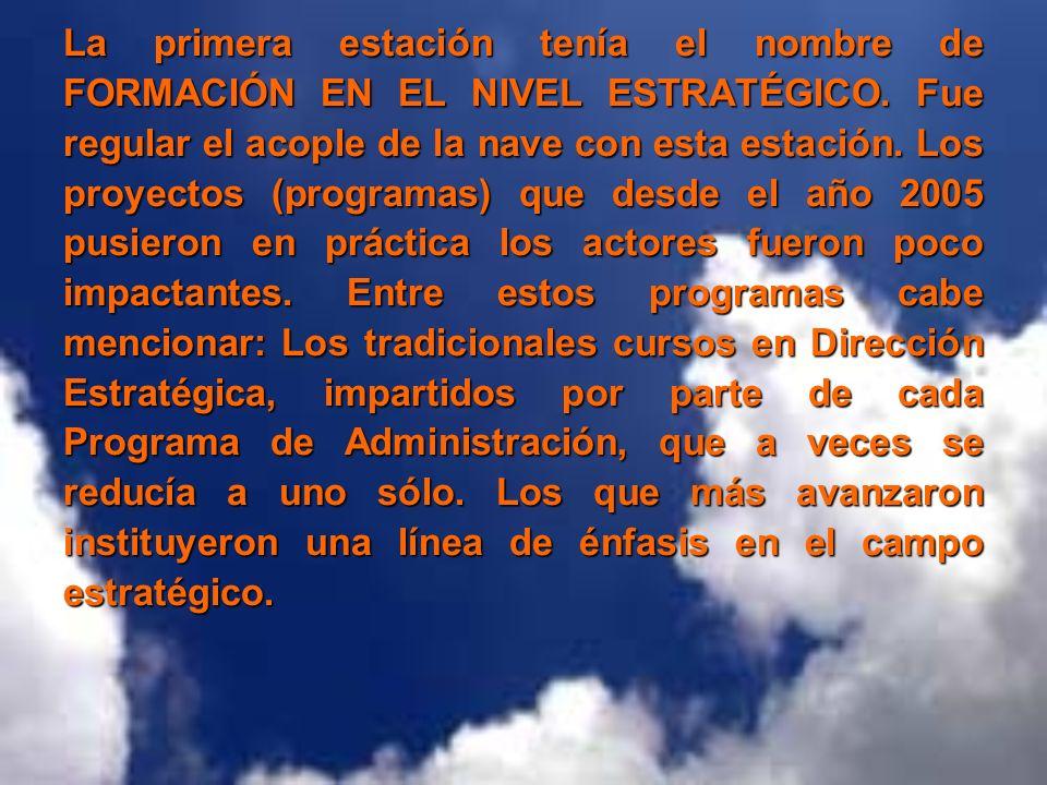 Actores gubernamentales, por otra parte, establecieron –desde el PLANEA– las líneas estratégicas para el desarrollo de las subregiones del departamento de Antioquia.
