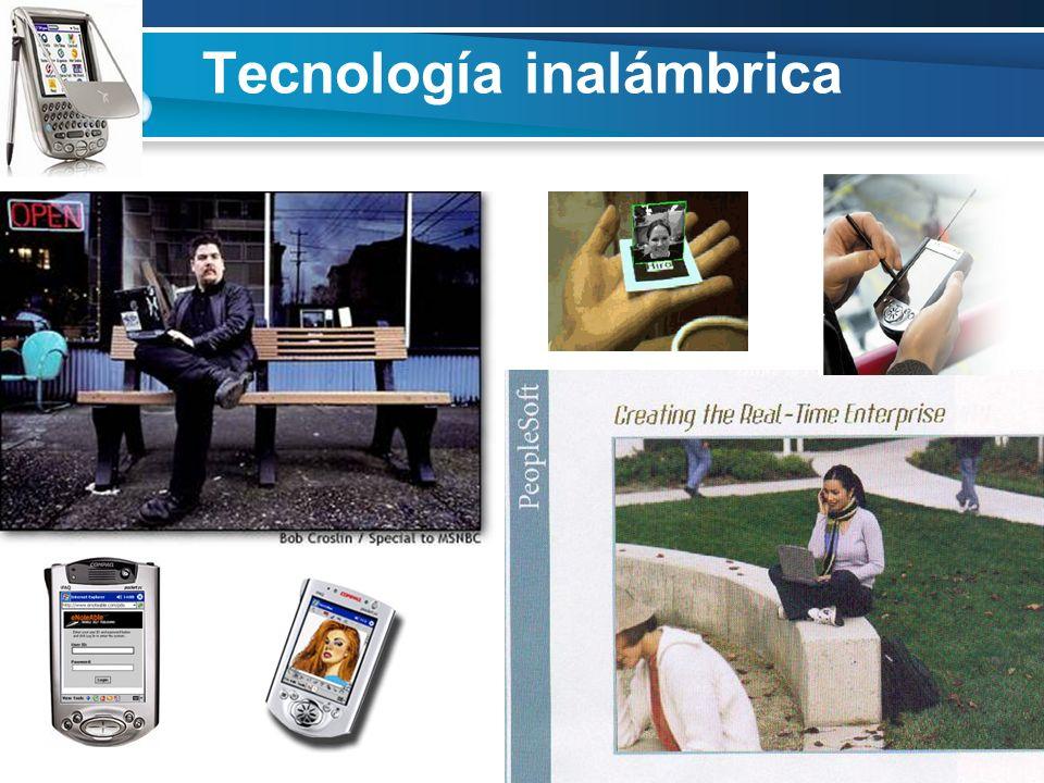 Tecnología inalámbrica