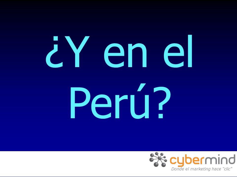 ¿Y en el Perú?
