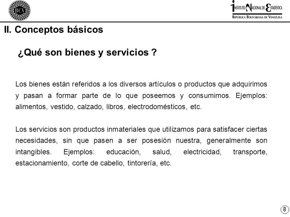 8 ¿Qué son bienes y servicios .