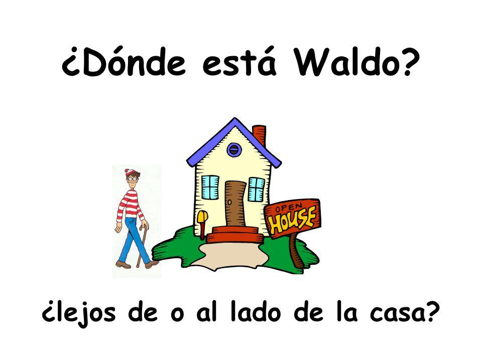 ¿Dónde está Waldo? (entre)