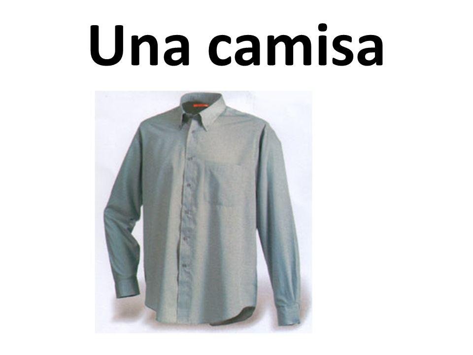 Una camisa