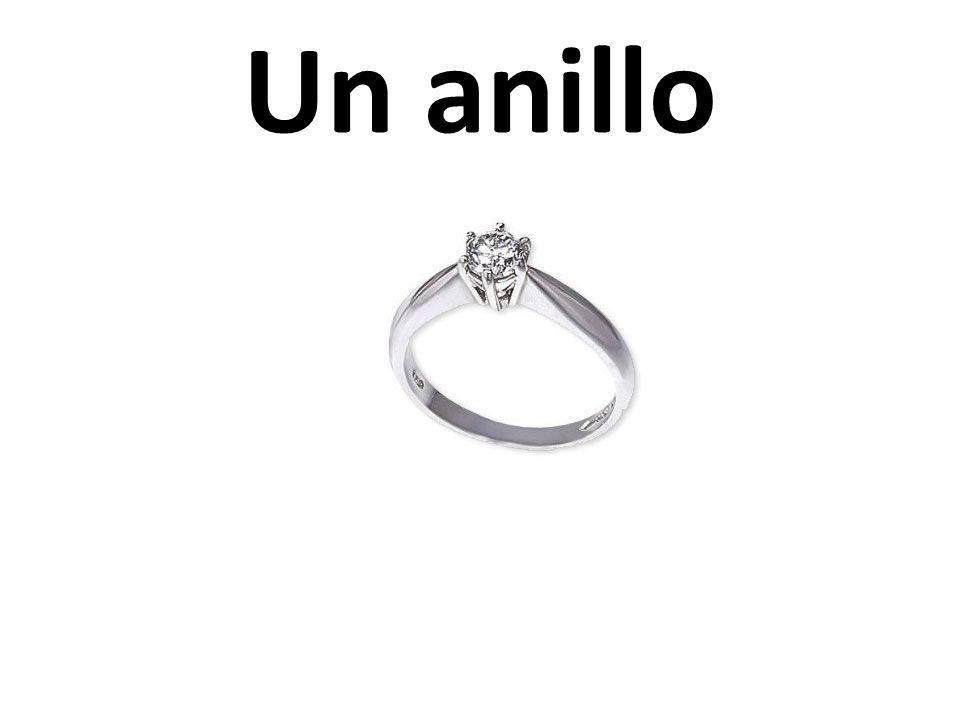 Un anillo